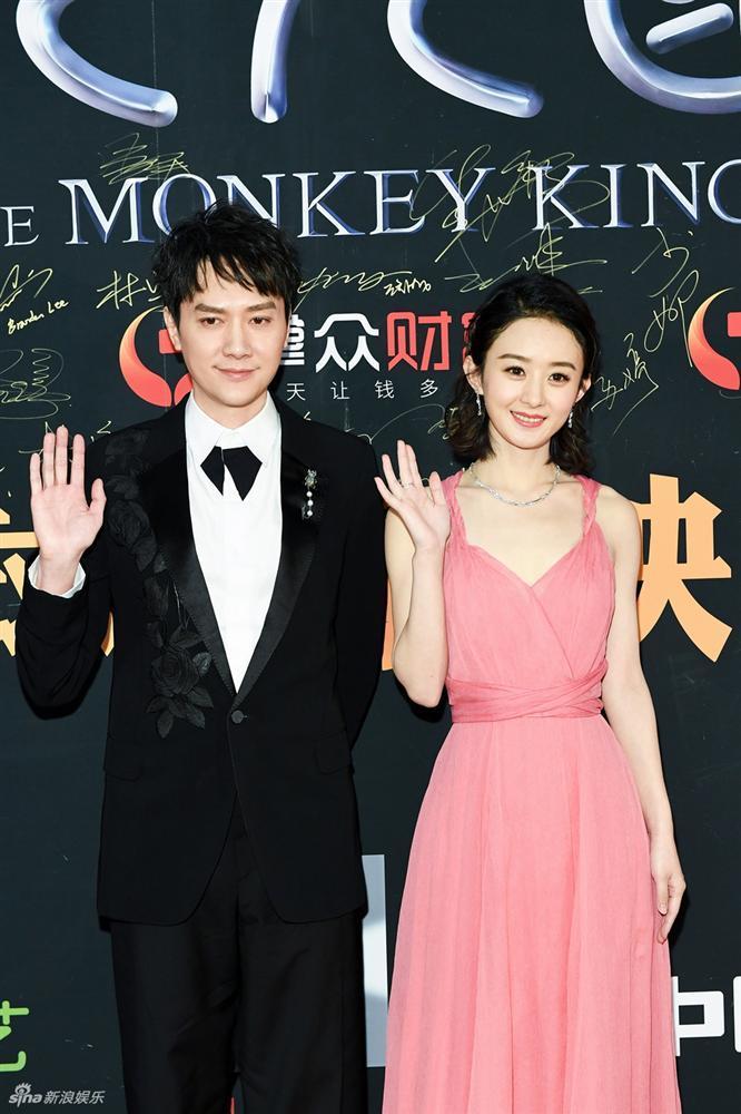 Phùng Thiệu Phong gọi bà xã sau khi thông báo kết hôn vào đúng sinh nhật Triệu Lệ Dĩnh-1