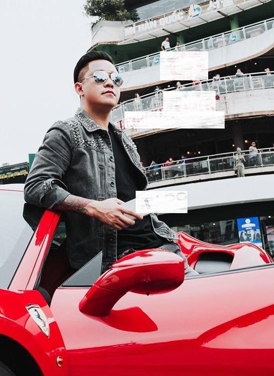 Ngựa chiến Ferrari 16 tỷ đồng của Tuấn Hưng bị nghi tai nạn thảm khốc trên quốc lộ Việt Trì - Phú Thọ-5