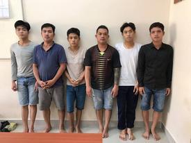 TPHCM: Vụ 50 thanh niên hỗn chiến: Do mâu thuẫn của 2 'đại ca' nhí