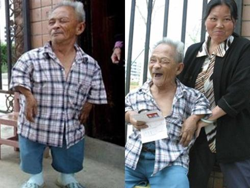 Nối gót cô dâu 61 tuổi tìm được chồng trẻ, cụ ông 85 tuổi với chiều cao 98cm đăng tin tuyển vợ gây xôn xao