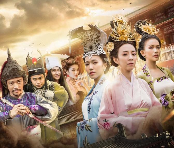Mãn nhãn với tạo hình cổ trang trong 4 web drama cực hot của Thu Trang, Huỳnh Lập, Nam Thư-1