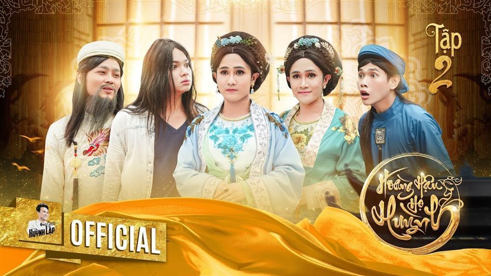 Mãn nhãn với tạo hình cổ trang trong 4 web drama cực hot của Thu Trang, Huỳnh Lập, Nam Thư-5