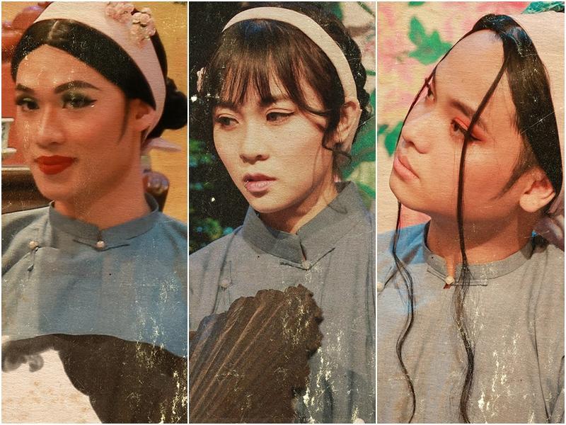 Mãn nhãn với tạo hình cổ trang trong 4 web drama cực hot của Thu Trang, Huỳnh Lập, Nam Thư-10