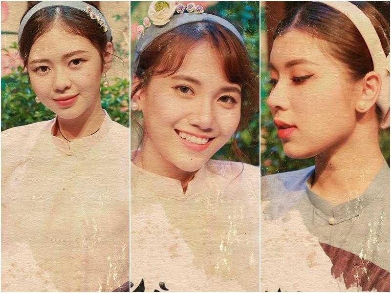 Mãn nhãn với tạo hình cổ trang trong 4 web drama cực hot của Thu Trang, Huỳnh Lập, Nam Thư-11