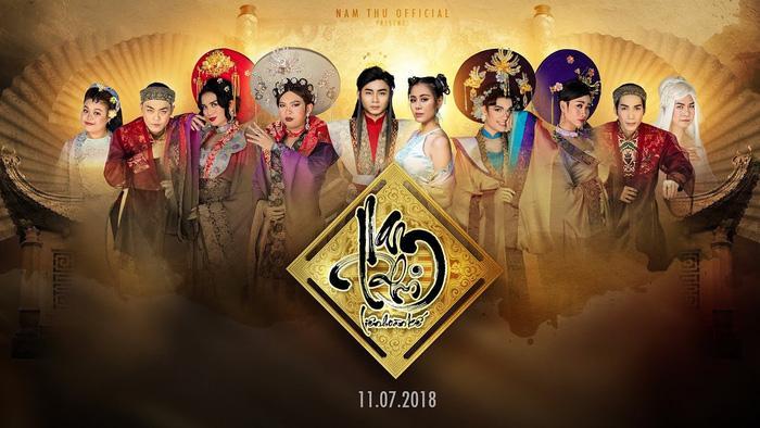 Mãn nhãn với tạo hình cổ trang trong 4 web drama cực hot của Thu Trang, Huỳnh Lập, Nam Thư-13