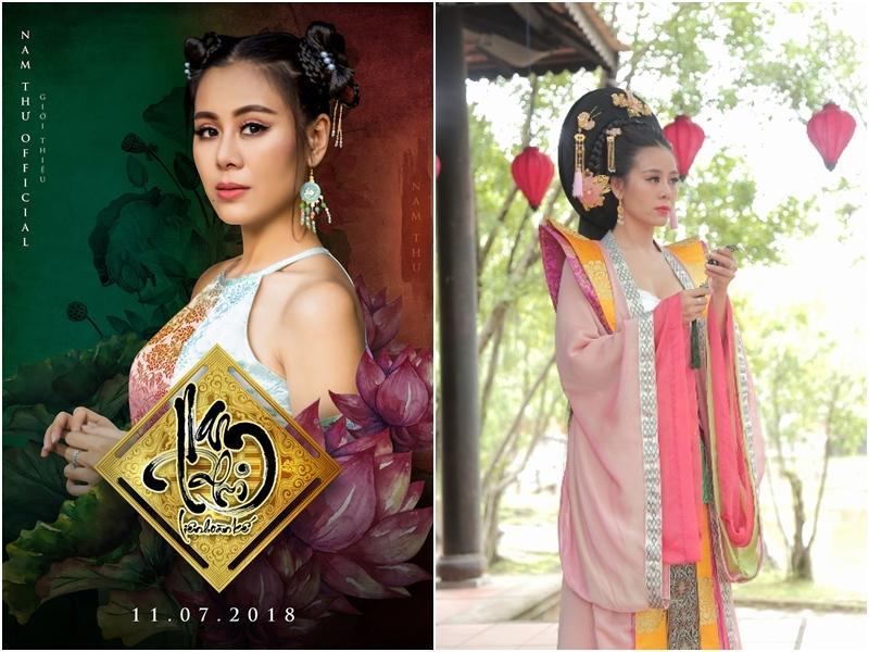 Mãn nhãn với tạo hình cổ trang trong 4 web drama cực hot của Thu Trang, Huỳnh Lập, Nam Thư-14