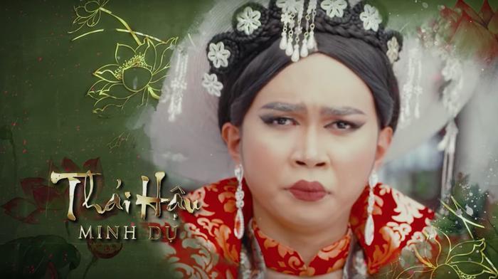 Mãn nhãn với tạo hình cổ trang trong 4 web drama cực hot của Thu Trang, Huỳnh Lập, Nam Thư-16