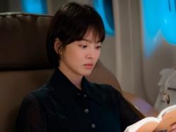 Nhà đài hé lộ tạo hình xinh đẹp nhưng đầy u buồn của Song Hye Kyo trong phim mới