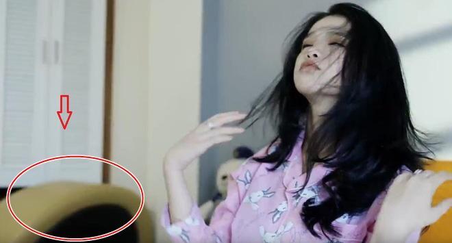 Làm dân tình sôi máu vì mang đồ chơi tình dục vào MV mới, Linh Ka kêu oan: Tôi chỉ làm theo kịch bản-1