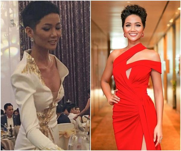 Vòng 3 lên tới 97cm sau khi tăng cân, HHen Niê nhăm nhe soán ngôi đệ nhất hông Angela Phương Trinh-1