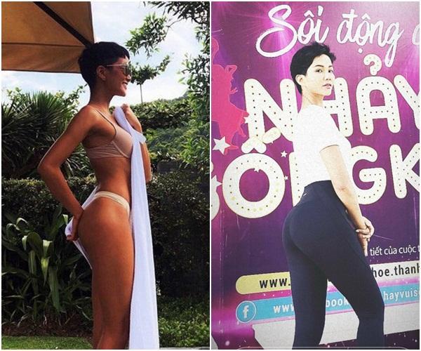 Vòng 3 lên tới 97cm sau khi tăng cân, HHen Niê nhăm nhe soán ngôi đệ nhất hông Angela Phương Trinh-2