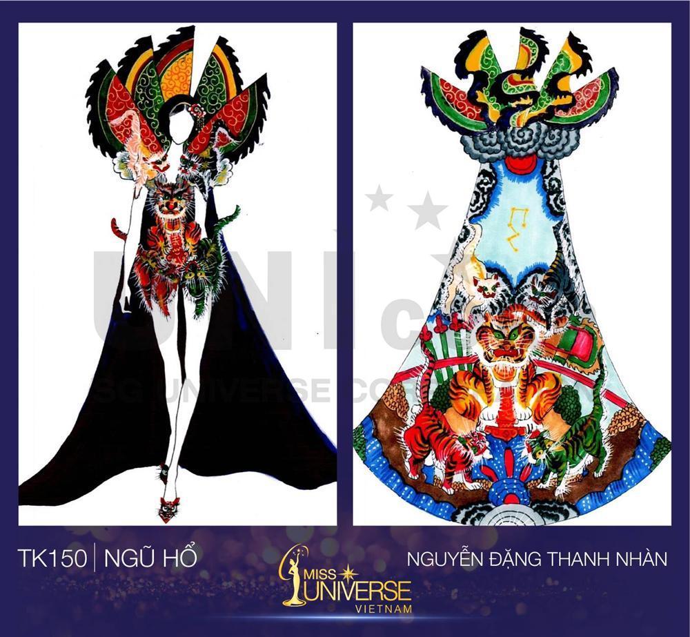 Rò rỉ hình ảnh quốc phục đẹp nghẹn lời của HHen Niê tại Miss Universe 2018-9