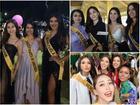 CHỌN BẠN MÀ CHƠI như Á hậu Bùi Phương Nga: Kết giao toàn nhan sắc 'nặng ký' tại Miss Grand 2018