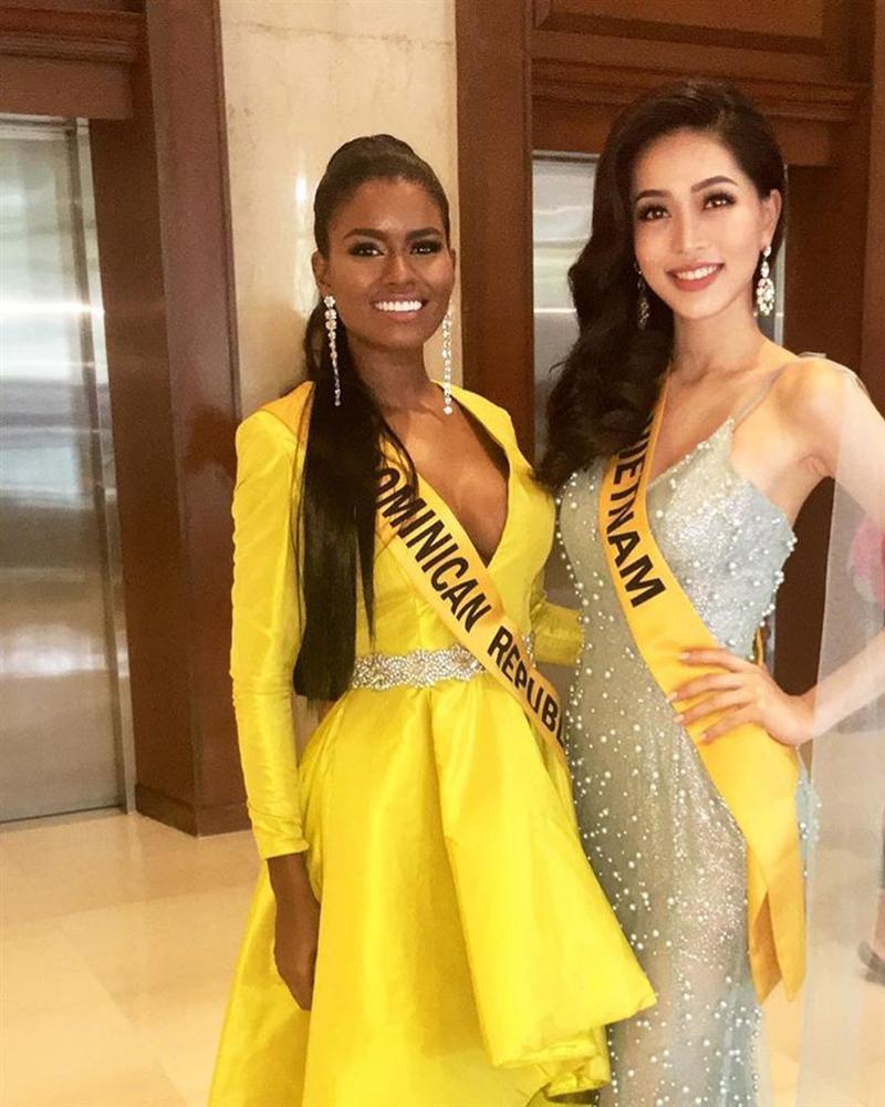 CHỌN BẠN MÀ CHƠI như Á hậu Bùi Phương Nga: Kết giao toàn nhan sắc nặng ký tại Miss Grand 2018-13