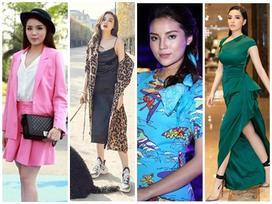 CÓ AI NGỜ: Biểu tượng thời trang 'xịn sò' như Kỳ Duyên từng có thời ăn mặc 'hai lúa' kinh khủng thế