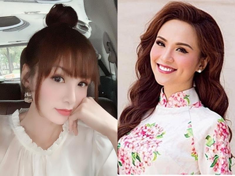 Gặp thợ make-up có tâm, Hoa hậu Diễm Hương khoe gương mặt chẳng khác nào bé gái sinh năm 2000-5