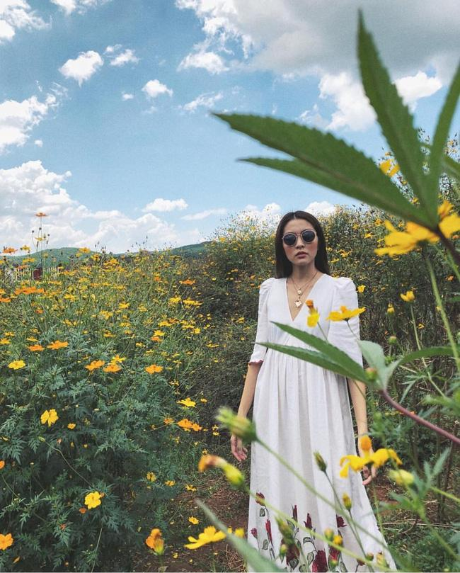 Tăng Thanh Hà như nàng thơ xứ sở mộng mơ trong loạt ảnh du lịch Đà Lạt cùng bạn bè-1