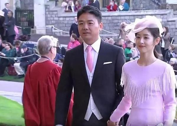 Em gái trà sữa và chồng tỷ phú bị chỉ trích khi dự hôn lễ hoàng gia-1