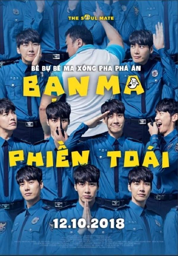 'Bạn ma phiền toái': Bộ phim mua nước mắt của người Hàn-1