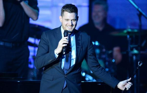 Quản lý phủ nhận tin Michael Bublé giải nghệ vì con bệnh ung thư-1