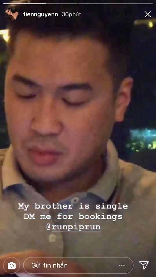 Khẳng định Phillip Nguyễn vẫn độc thân, em chồng Hà Tăng gây xôn xao khi đăng tin tuyển vợ hộ anh trai-1