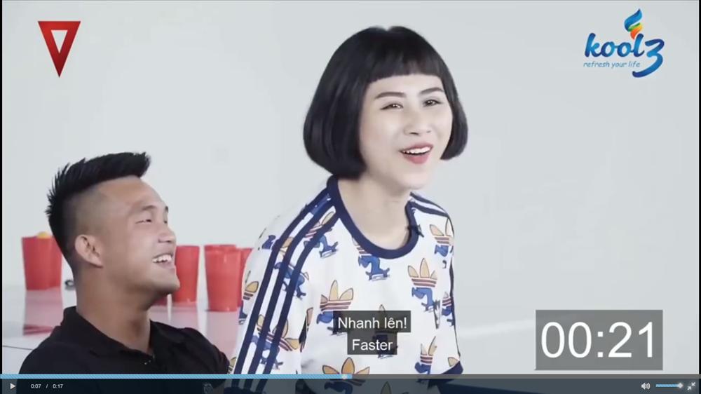 Diễn cảnh giường chiếu khi tham gia gameshow 18+, thành viên U19 Việt Nam bị chỉ trích vì quá phản cảm-3