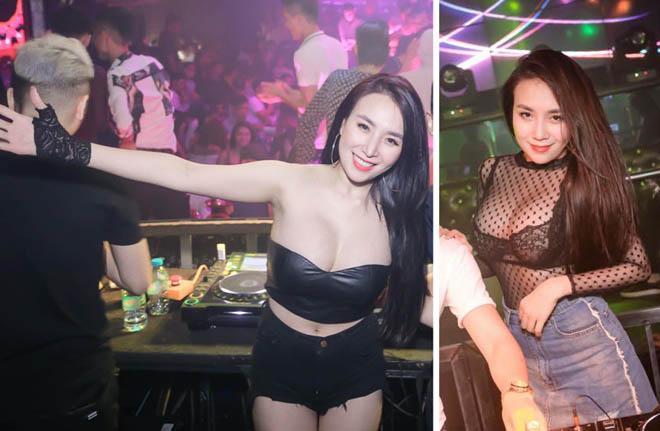 Vợ DJ của Khắc Việt: Tôi thích mặc đồ lộ được các vòng cơ thể-3