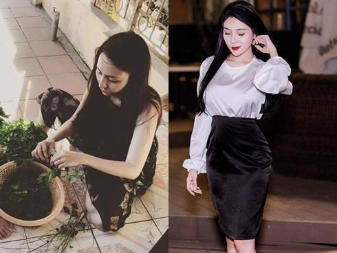 Vợ DJ của Khắc Việt: Tôi thích mặc đồ lộ được các vòng cơ thể-8