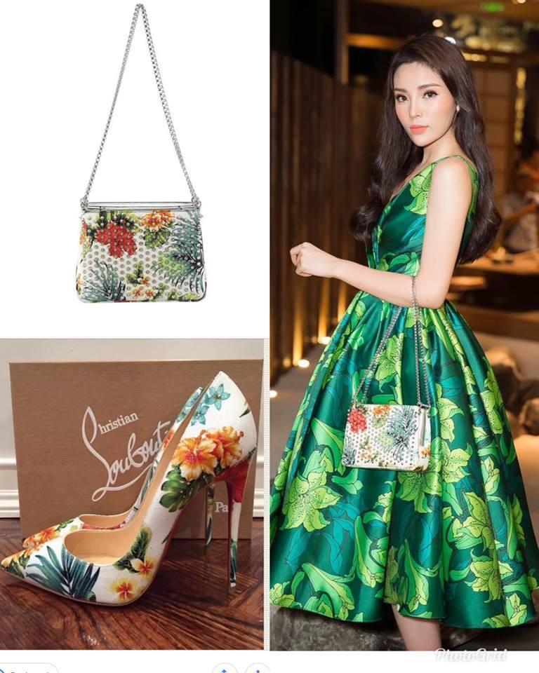 Chỉ lộ một góc tủ đồ đựng túi xách, Hoa hậu Kỳ Duyên khiến fan choáng váng vì trị giá bằng căn hộ sang xịn-4