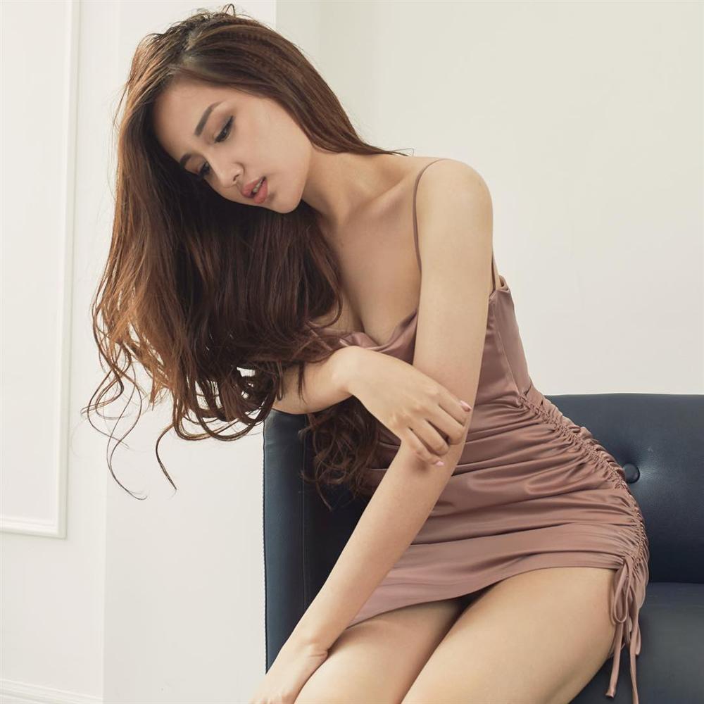 Hoa hậu Mai Phương Thúy xác nhận tăng cân chóng mặt, vòng 3 trổ hoa chạm ngưỡng 70kg-3