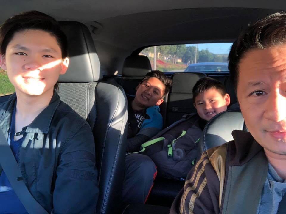 Trấn Thành hẹn hò ăn uống cùng gia đình bà xã Hari Won-8