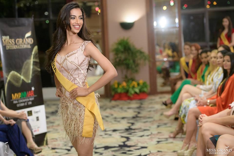 Cô gái được đồn đoán đoạt vương miện Miss Grand International 2018 có dung mạo đẹp tựa tiên nữ giáng trần-6