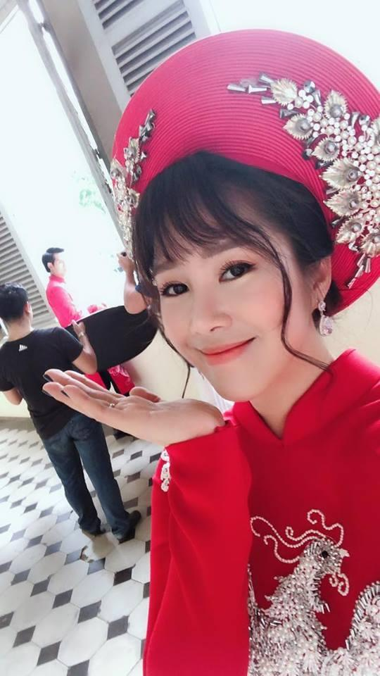 Lộ clip đám cưới như mơ của Lê Phương và giám đốc đẹp trai giàu có trong Gạo nếp gạo tẻ-2