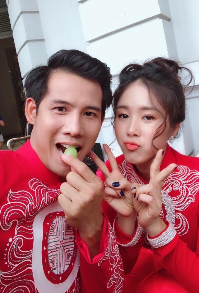Lộ clip đám cưới như mơ của Lê Phương và giám đốc đẹp trai giàu có trong Gạo nếp gạo tẻ-1