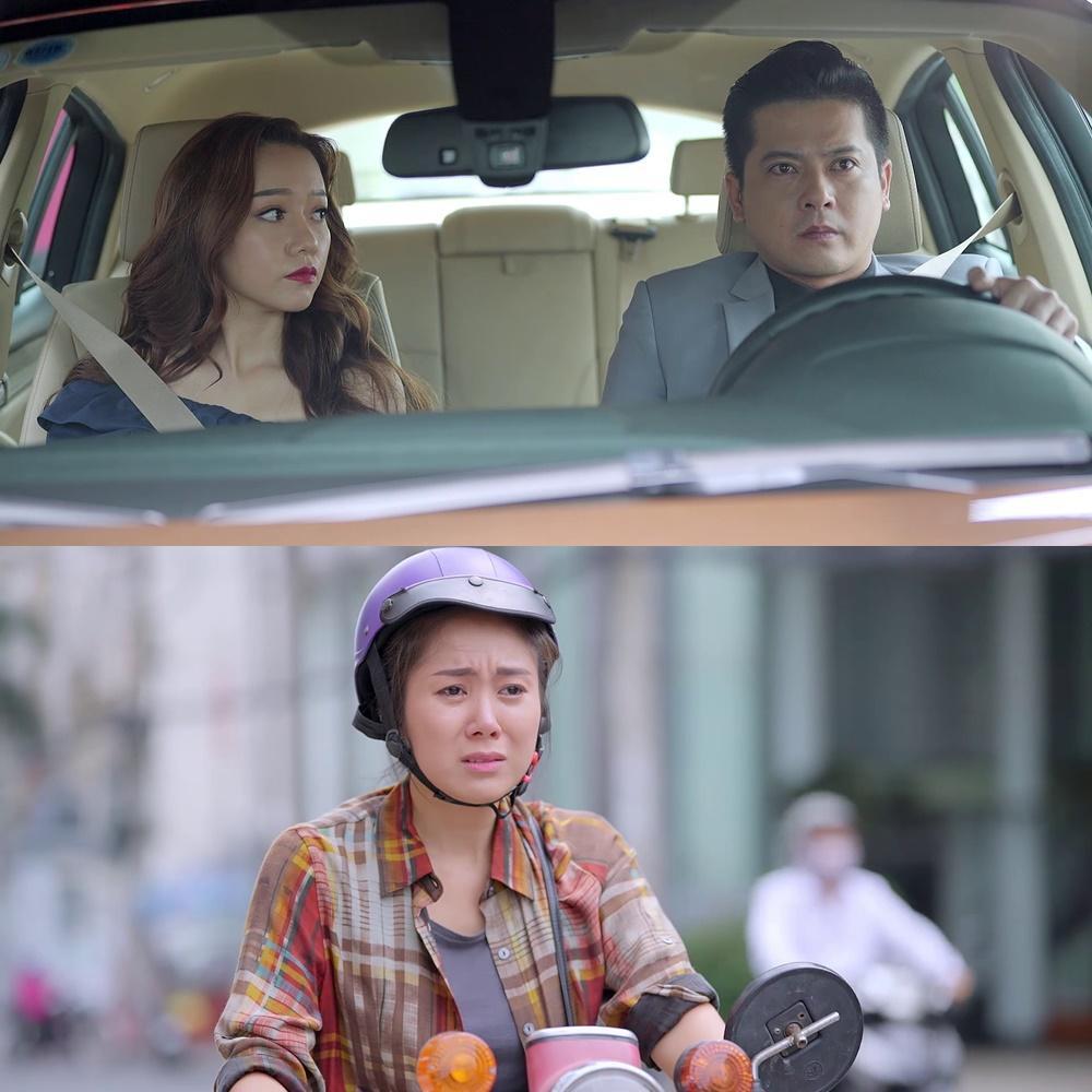 Lộ clip đám cưới như mơ của Lê Phương và giám đốc đẹp trai giàu có trong Gạo nếp gạo tẻ-3