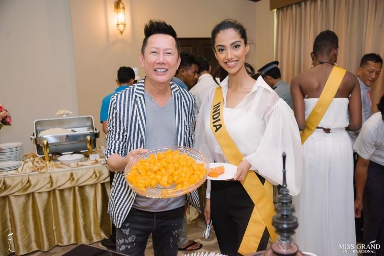 Cô gái được đồn đoán đoạt vương miện Miss Grand International 2018 có dung mạo đẹp tựa tiên nữ giáng trần-8