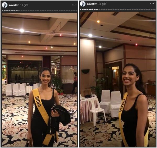 Cô gái được đồn đoán đoạt vương miện Miss Grand International 2018 có dung mạo đẹp tựa tiên nữ giáng trần-9