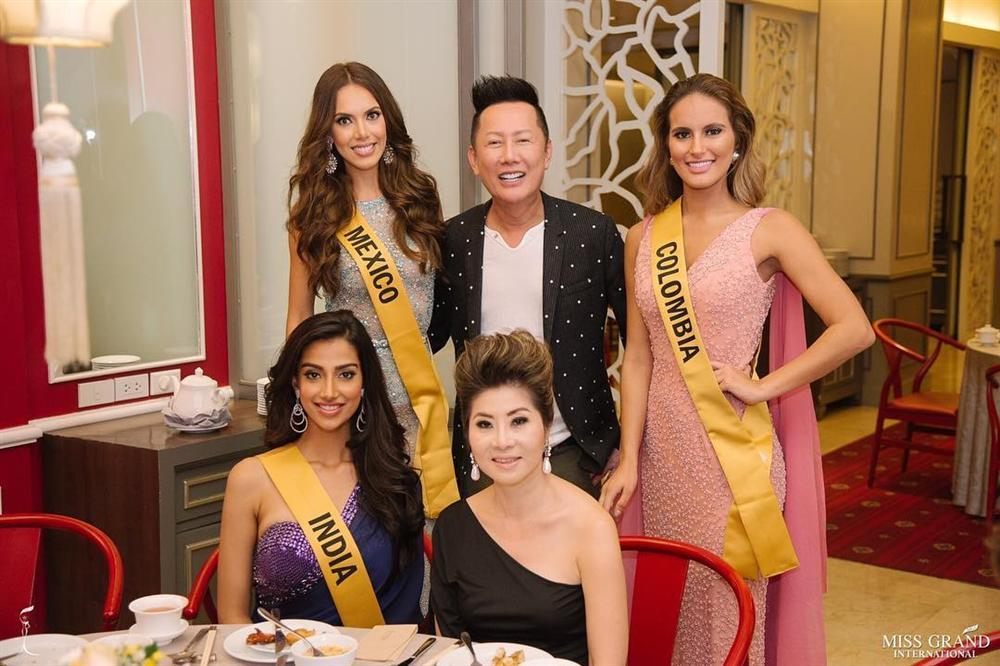 Cô gái được đồn đoán đoạt vương miện Miss Grand International 2018 có dung mạo đẹp tựa tiên nữ giáng trần-10