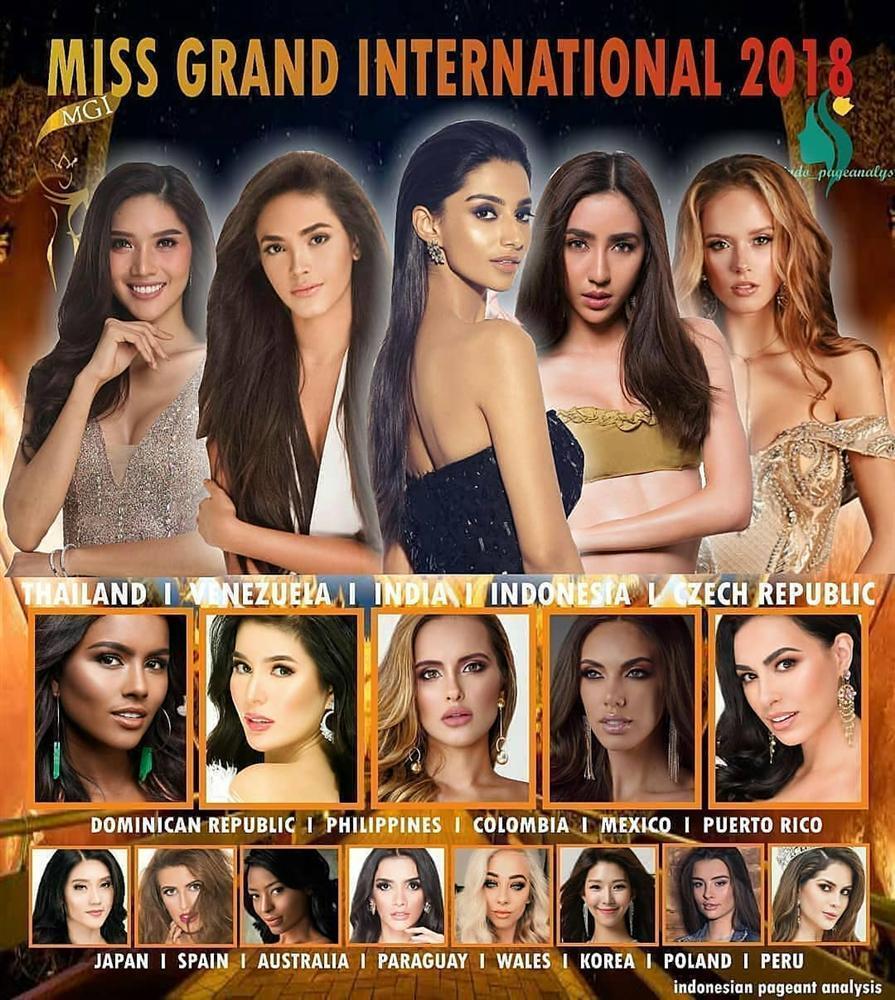 Cô gái được đồn đoán đoạt vương miện Miss Grand International 2018 có dung mạo đẹp tựa tiên nữ giáng trần-17