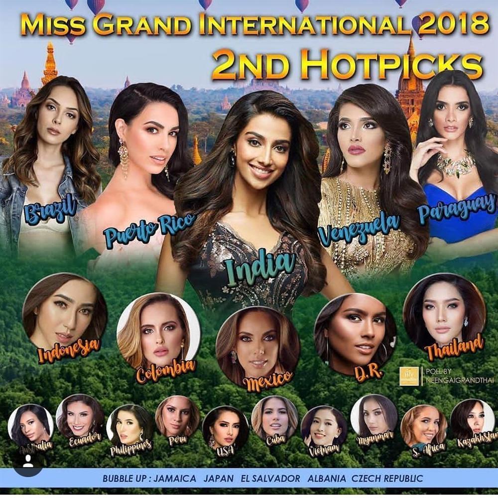 Cô gái được đồn đoán đoạt vương miện Miss Grand International 2018 có dung mạo đẹp tựa tiên nữ giáng trần-16