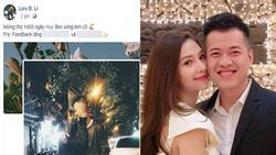 Đăng ảnh kỷ niệm 1.400 ngày yêu khi 'ông xã' ly dị tròn 8 tháng, hot girl Lưu Đê Li tự tố mình giật chồng người?