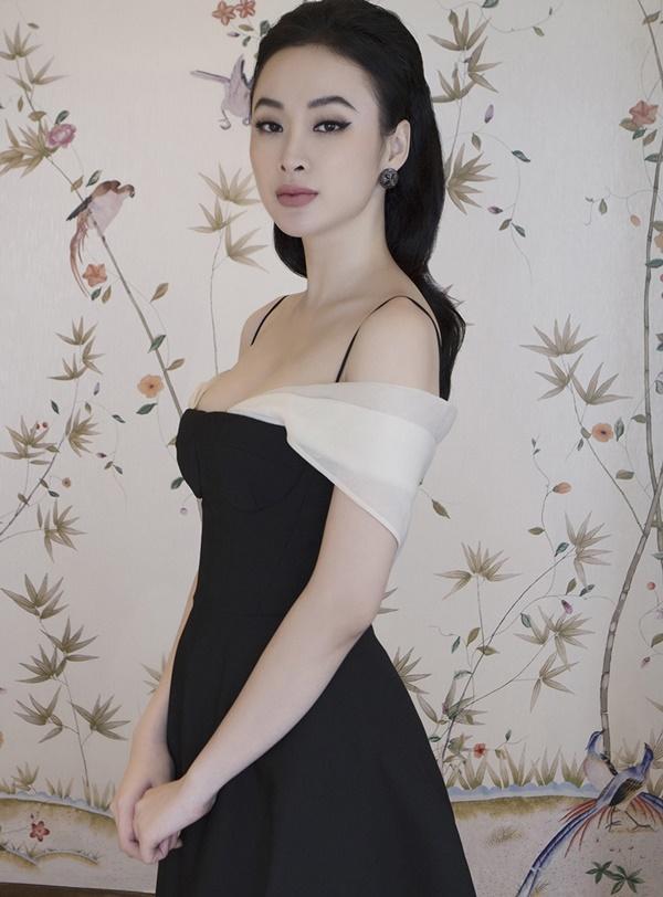 Chẳng cần hở hang, Angela Phương Trinh cứ kín cổng cao tường là đã đủ gây thương nhớ-1