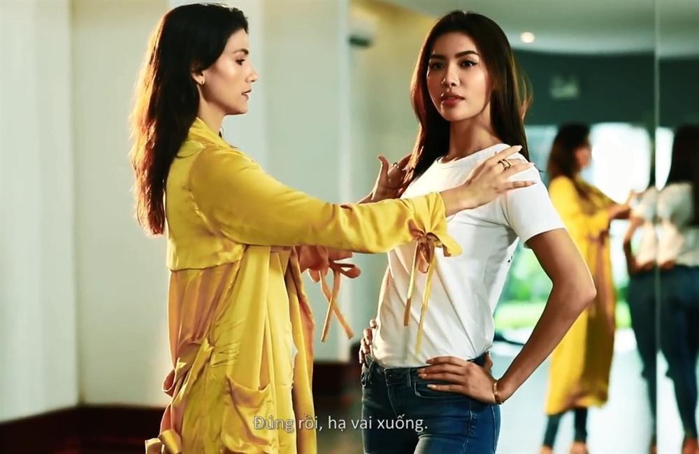 Chinh chiến Miss Supranational 2018, Minh Tú không phải dạng vừa khi mời hẳn chị đại Asias Next Top Model dạy catwalk-5