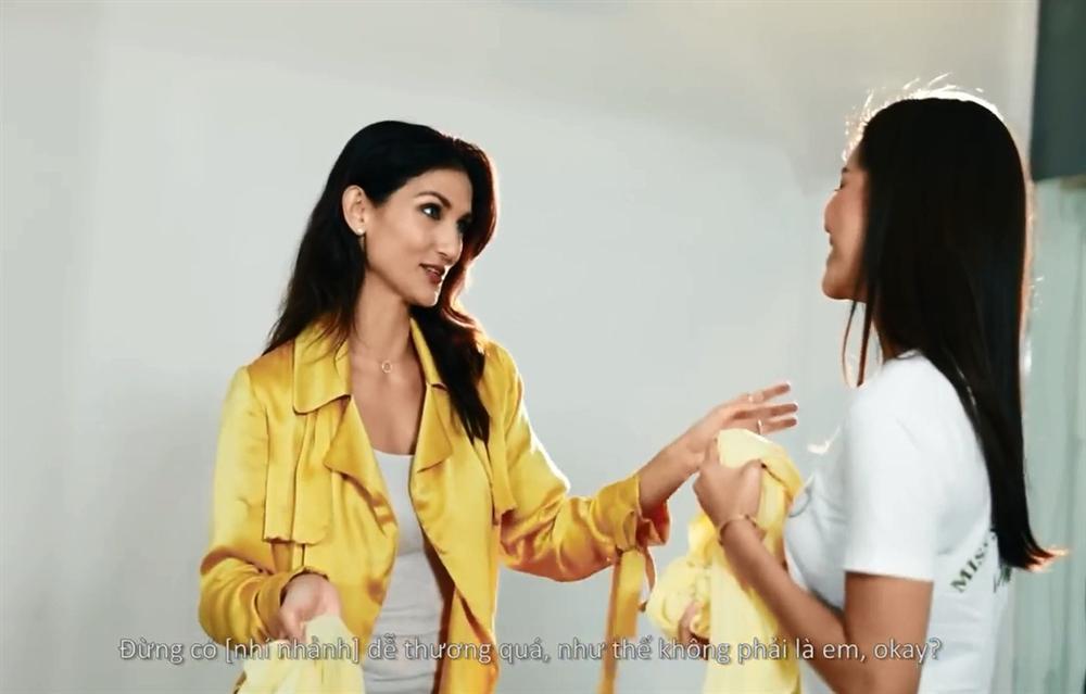 Chinh chiến Miss Supranational 2018, Minh Tú không phải dạng vừa khi mời hẳn chị đại Asias Next Top Model dạy catwalk-7