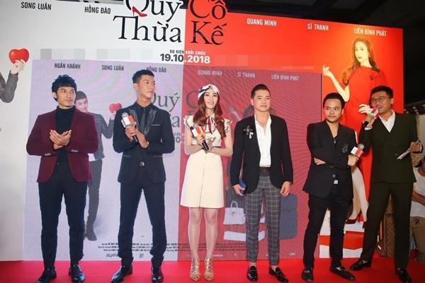 Dàn sao Việt hào hứng đến chúc mừng mợ chảnh Ngân Khánh trở lại sau 3 năm vắng bóng-10