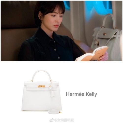 Giật mình vì bộ sưu tập túi tiền tỷ của Song Hye Kyo-2