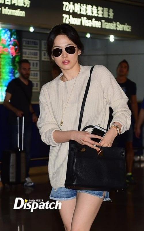 Giật mình vì bộ sưu tập túi tiền tỷ của Song Hye Kyo-3