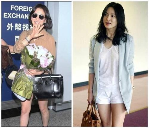 Giật mình vì bộ sưu tập túi tiền tỷ của Song Hye Kyo-4