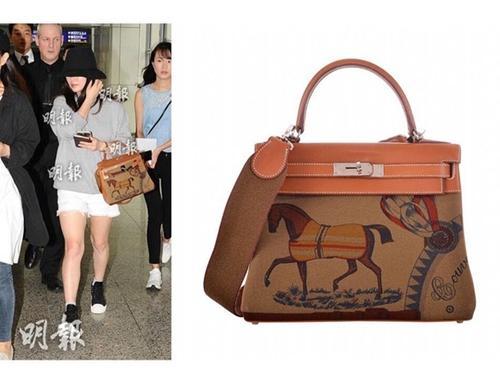 Giật mình vì bộ sưu tập túi tiền tỷ của Song Hye Kyo-8