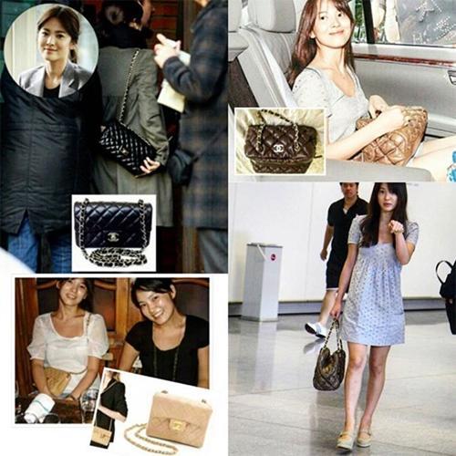 Giật mình vì bộ sưu tập túi tiền tỷ của Song Hye Kyo-14